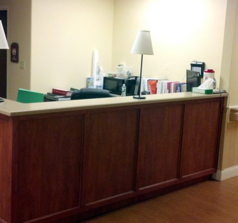 Revera Health Systems Common Room