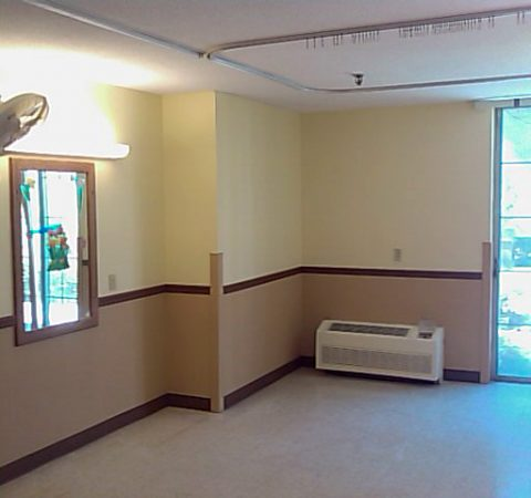 Revera Health Systems Patient Room